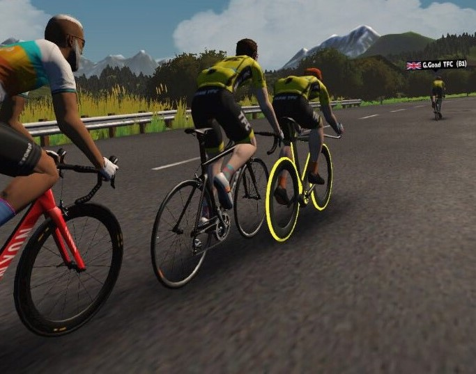 Team TFC – Taking Zwift to the next level